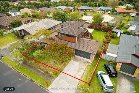 Photo of property in 22 Princeton Parade Albany Auckland - North Shore
