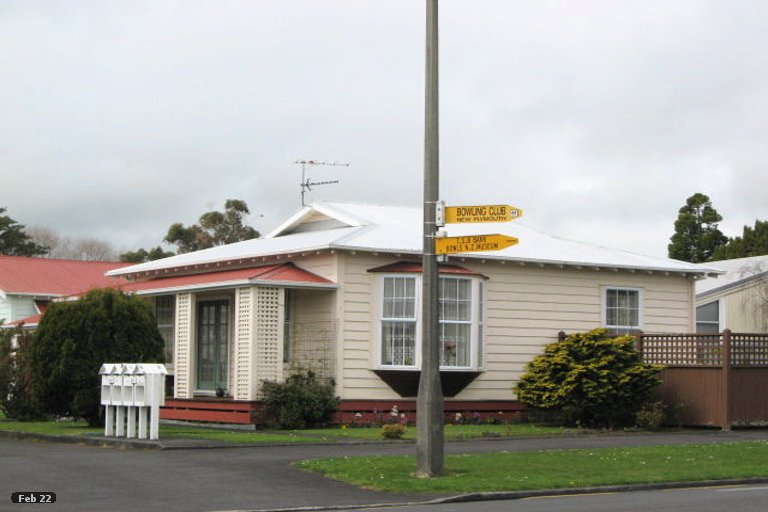 Photo of property in 235A Coronation Avenue, Welbourn, New Plymouth, 4310