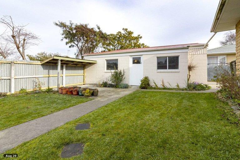Photo of property in 58 Rimu Street, Glenwood, Timaru, 7910