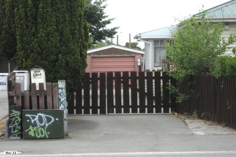 Property photo for 1/649 Ferry Road, Woolston, Christchurch, 8023