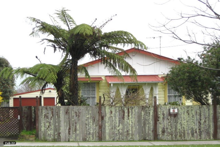 Photo of property in 6 Arawa Street, Welbourn, New Plymouth, 4312