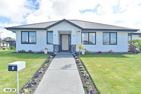 Photo of property in 1 Peter Place Rangiora Waimakariri District