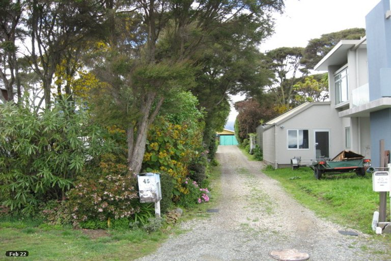 Photo of property in 45 Martin Street, Monaco, Nelson, 7011