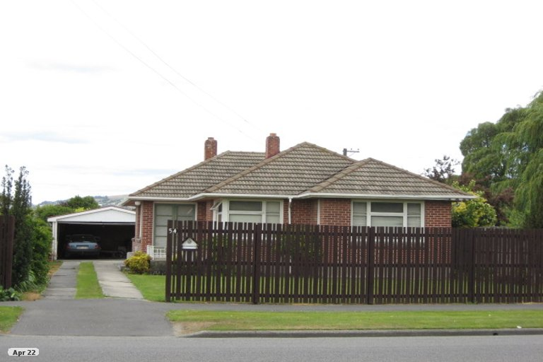 Property photo for 54 Hargood Street, Woolston, Christchurch, 8062