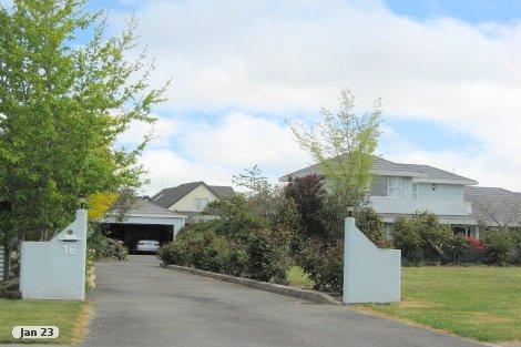 Photo of property in 16 Bridget Lane Rangiora Waimakariri District