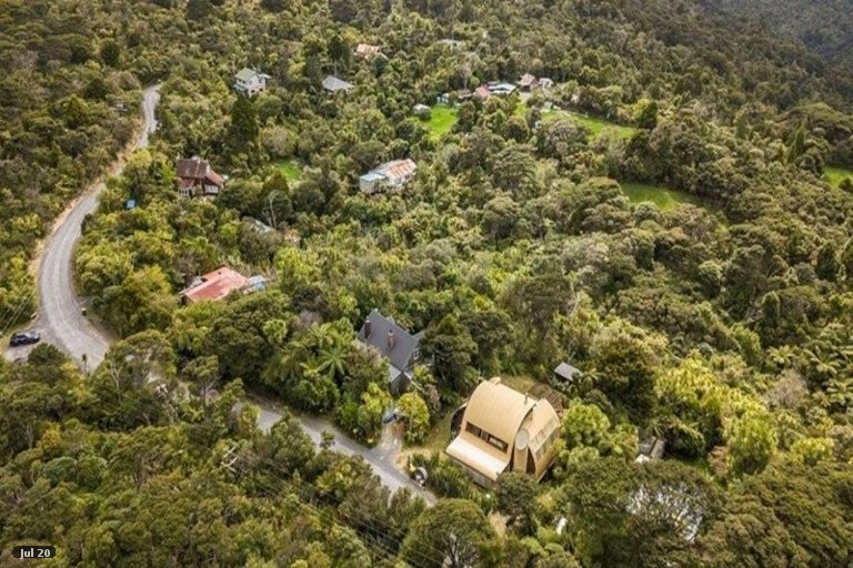 Photo of property in 81 Anawhata Road, Anawhata, Auckland, 0772