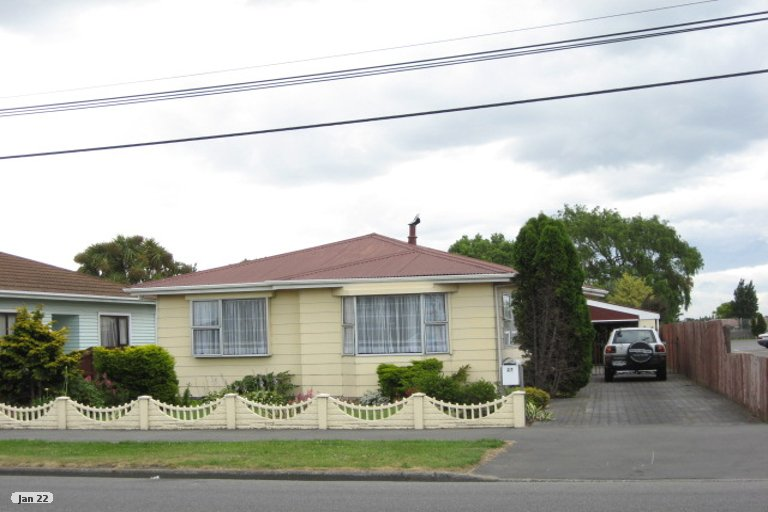 Property photo for 27 Hargood Street, Woolston, Christchurch, 8062