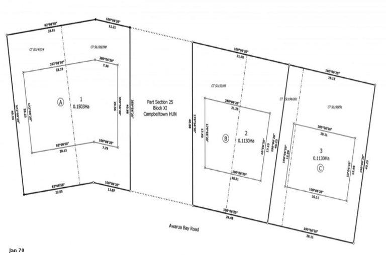 Property photo for 65 Awarua Bay Road, Awarua Plains, Invercargill, 9877