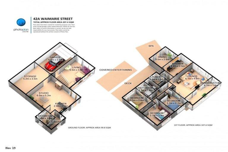 Property photo for 42A Waimarie Street, Nawton, Hamilton, 3200