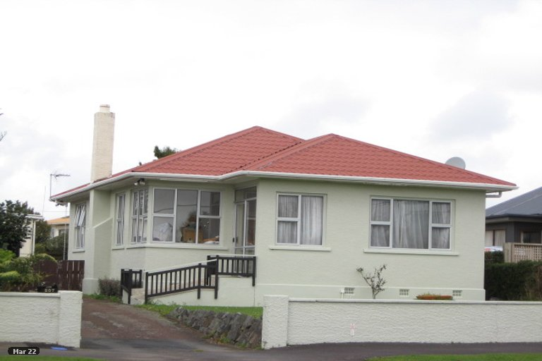 Photo of property in 257 Coronation Avenue, Welbourn, New Plymouth, 4310