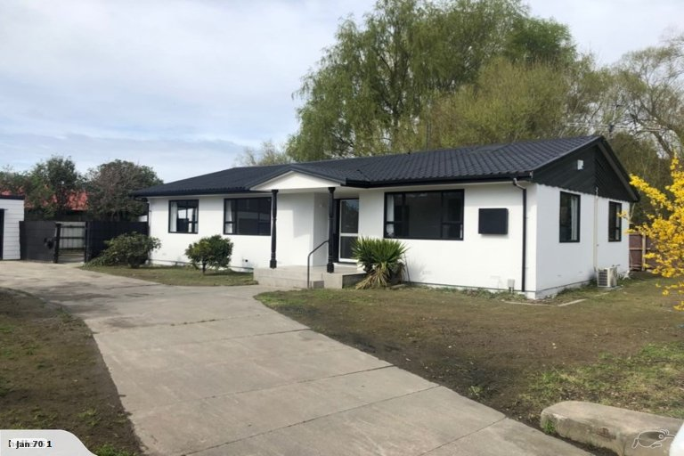 Property photo for 3 Saint Marks Street, Woolston, Christchurch, 8062