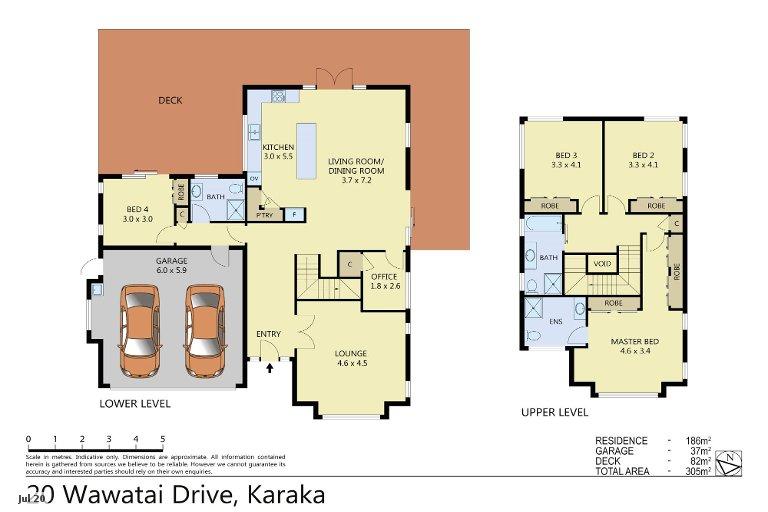 Photo of property in 20 Wawatai Drive, Karaka, Papakura, 2113