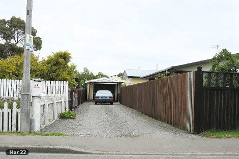 Photo of property in 25 Newnham Street Rangiora Waimakariri District