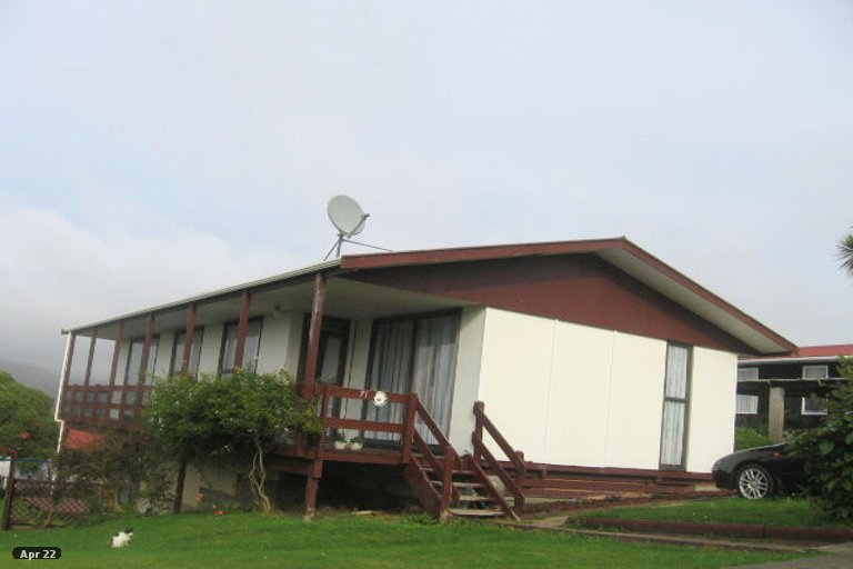 Photo of property in 71 Conclusion Street, Ascot Park, Porirua, 5024