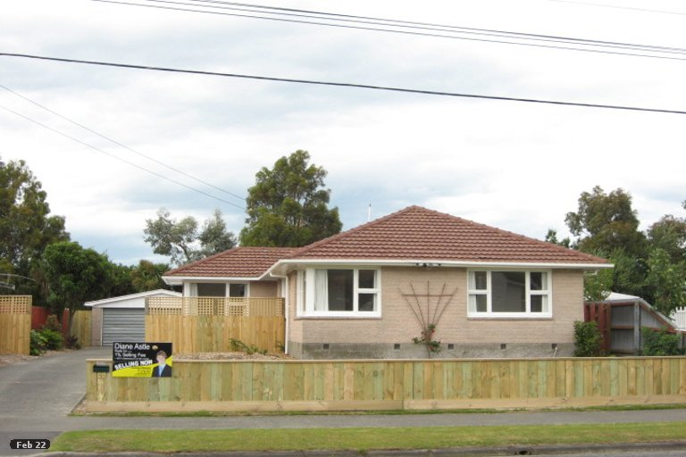 Property photo for 32 Compton Street, Woolston, Christchurch, 8062