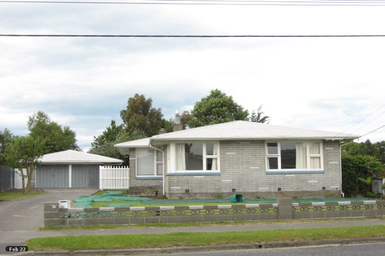 Property photo for 30 Compton Street, Woolston, Christchurch, 8062