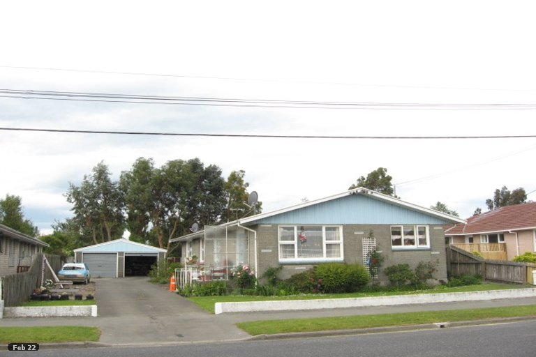 Property photo for 2/34 Compton Street, Woolston, Christchurch, 8062