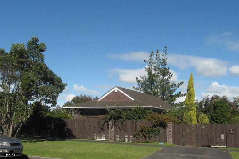 Property photo for 6 Lewisham Street, Highland Park, Auckland, 2010