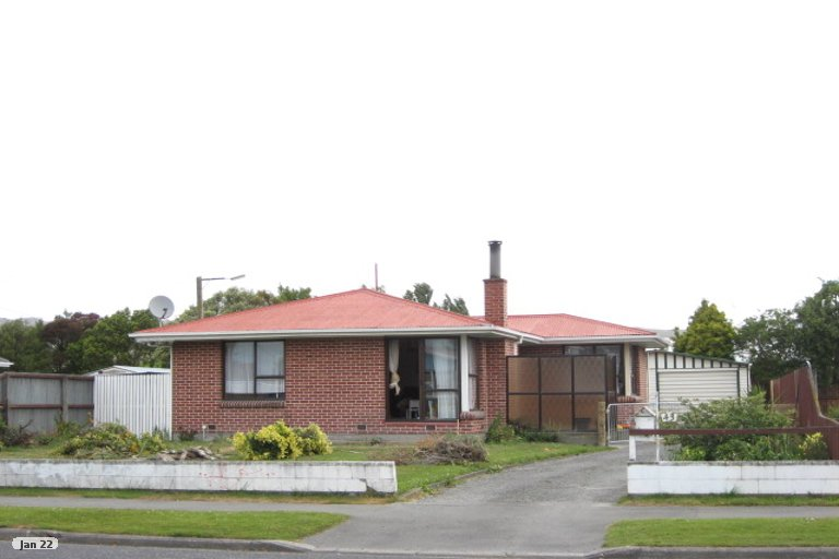 Property photo for 43 Compton Street, Woolston, Christchurch, 8062