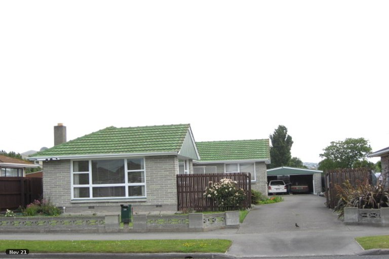 Property photo for 29 Compton Street, Woolston, Christchurch, 8062
