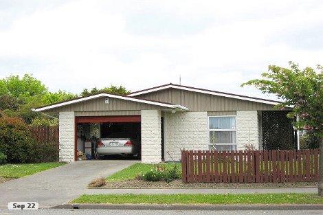 Photo of property in 3 Kinley Street Rangiora Waimakariri District