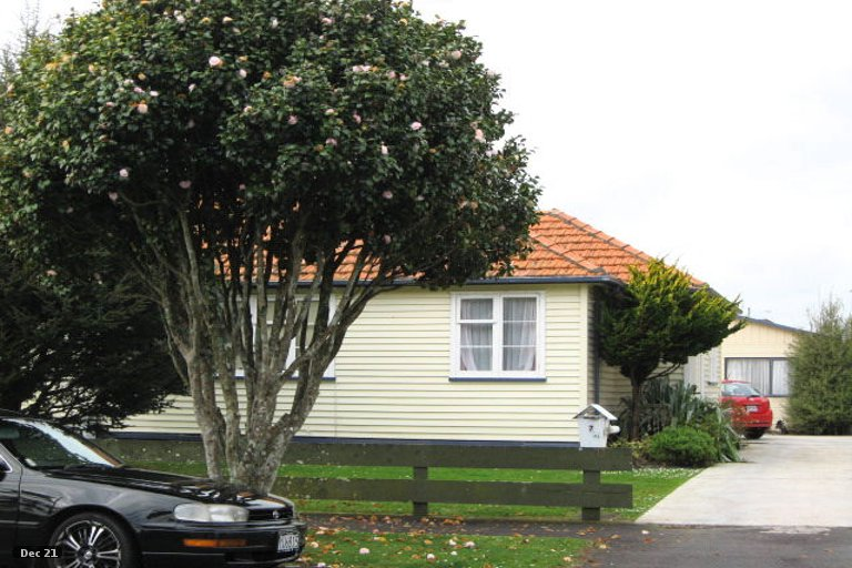 Photo of property in 7 List Street, Welbourn, New Plymouth, 4310