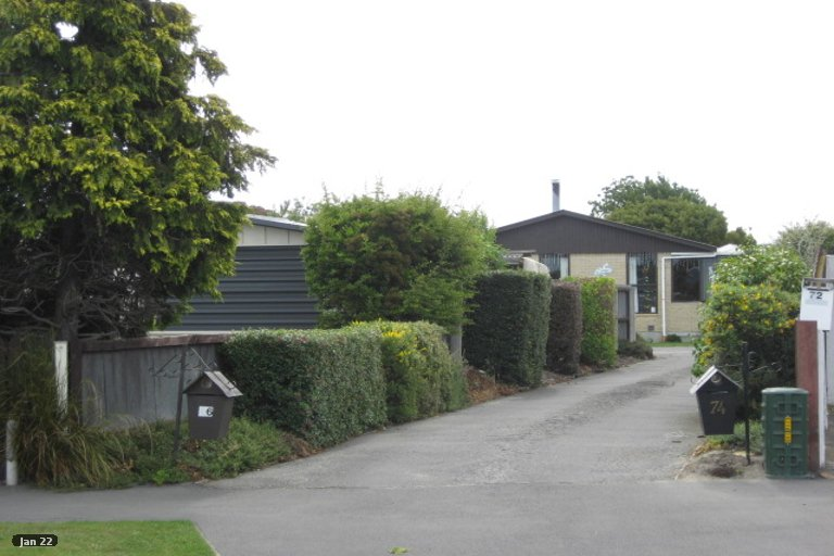 Property photo for 74 Frensham Crescent, Woolston, Christchurch, 8062