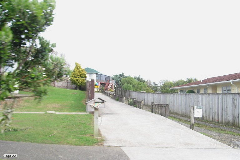 Photo of property in 107 Conclusion Street, Ascot Park, Porirua, 5024