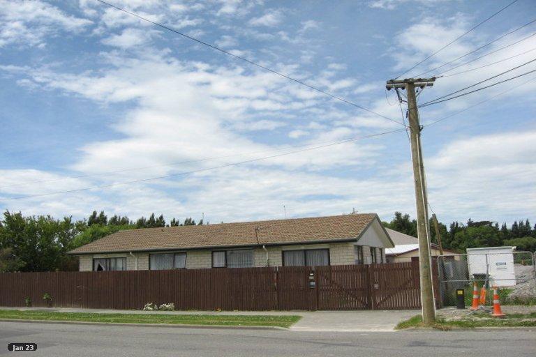 Property photo for 1/28 Saint Johns Street, Woolston, Christchurch, 8062