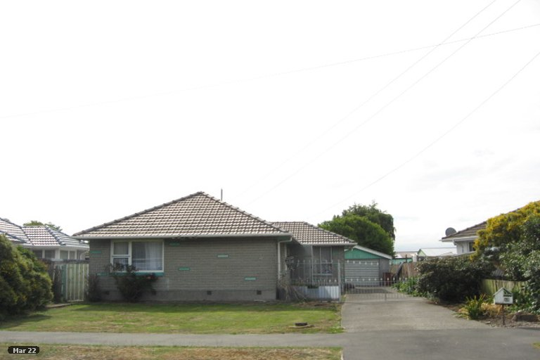 Property photo for 23 Frensham Crescent, Woolston, Christchurch, 8062