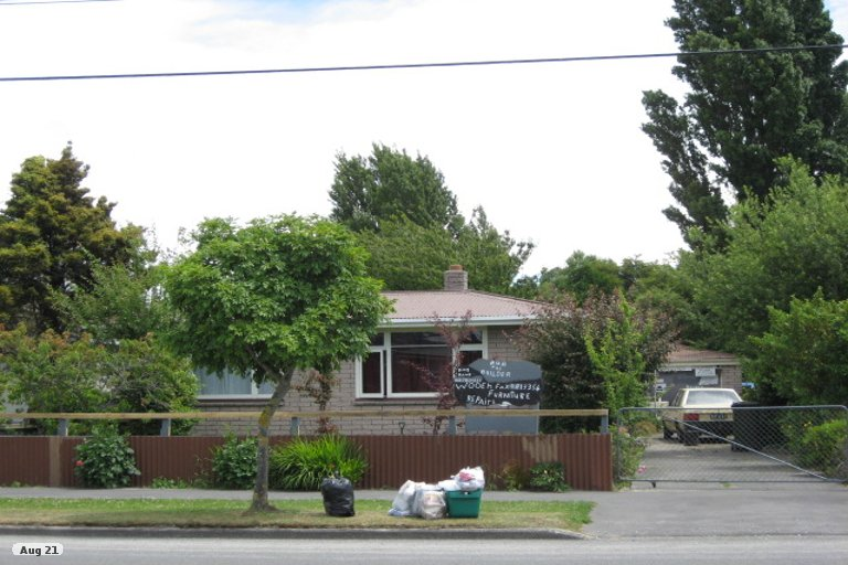 Property photo for 109 Saint Johns Street, Woolston, Christchurch, 8062