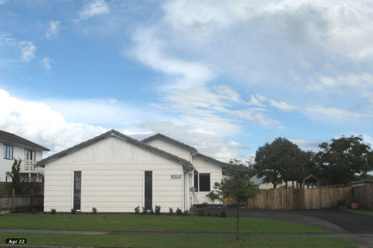 Property photo for 105 Aviemore Drive, Highland Park, Auckland, 2010