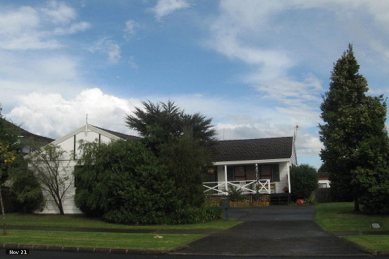 Property photo for 107 Aviemore Drive, Highland Park, Auckland, 2010