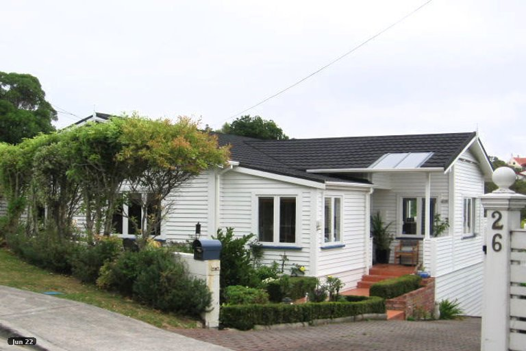 Property photo for 26 Lochiel Road, Khandallah, Wellington, 6035