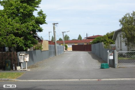 Photo of property in 2/16A Tilford Street Woolston Christchurch City