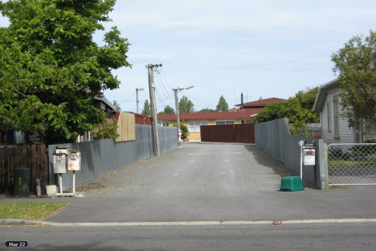 Property photo for 2/16A Tilford Street, Woolston, Christchurch, 8062