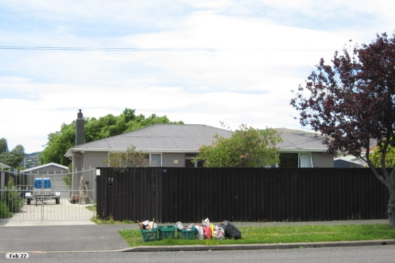 Property photo for 72 Saint Johns Street, Woolston, Christchurch, 8062