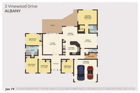 Photo of property in 3 Vinewood Drive Albany Auckland - North Shore