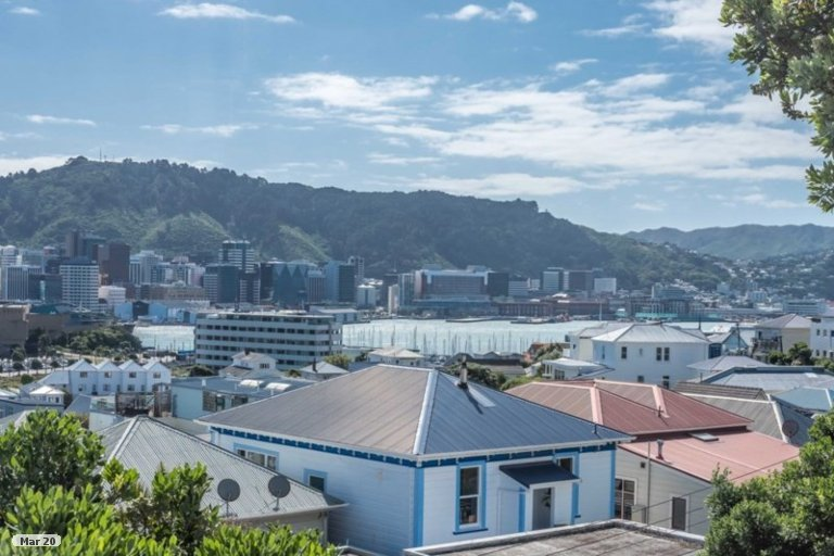 Property photo for 6 Earls Terrace, Mount Victoria, Wellington, 6011