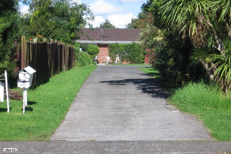Property photo for 1/40 Latham Avenue, Pakuranga, Auckland, 2010