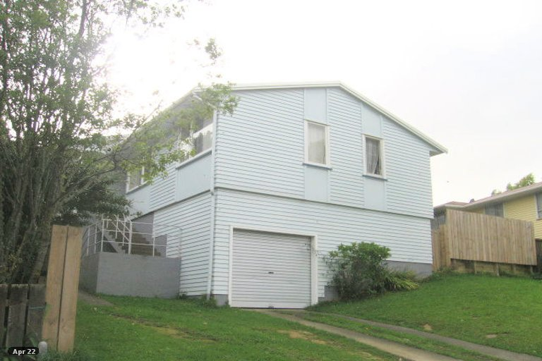 Photo of property in 67 Desert Gold Street, Ascot Park, Porirua, 5024