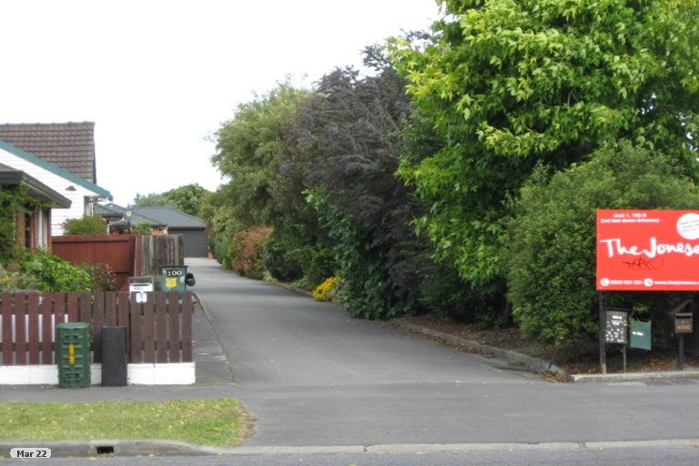 Property photo for 1/100C Tilford Street, Woolston, Christchurch, 8062