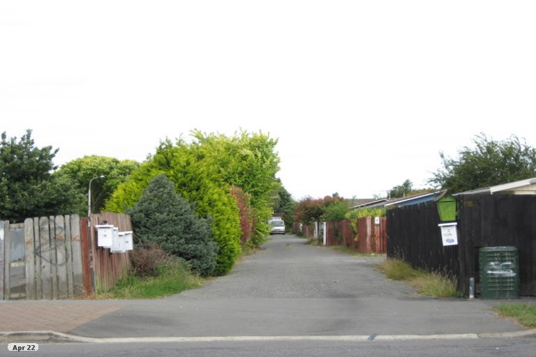 Property photo for 2/110 Tilford Street, Woolston, Christchurch, 8062