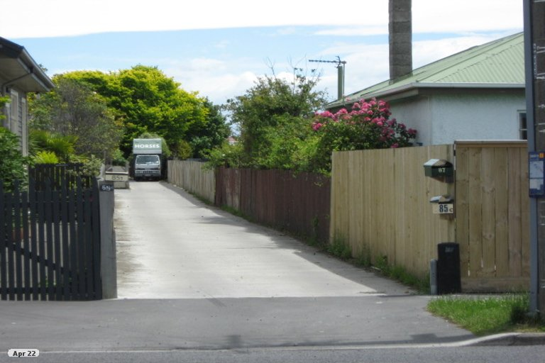 Property photo for 85A Saint Johns Street, Woolston, Christchurch, 8062