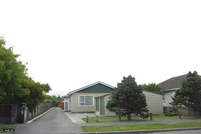 Property photo for 117A Tilford Street, Woolston, Christchurch, 8062