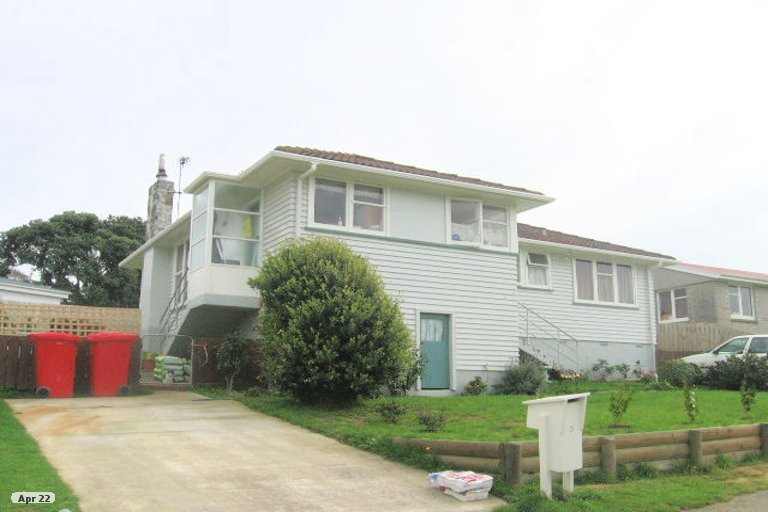 Photo of property in 3 Caduceus Place, Ascot Park, Porirua, 5024