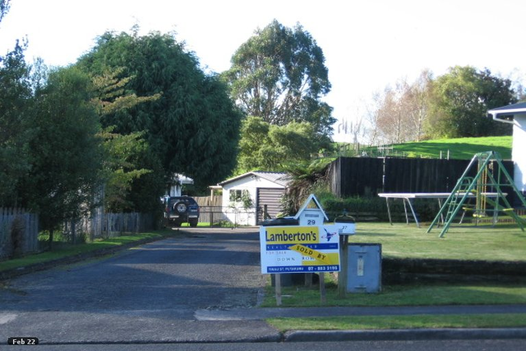 Property photo for 29 Mountbatten Drive, Putaruru, 3411