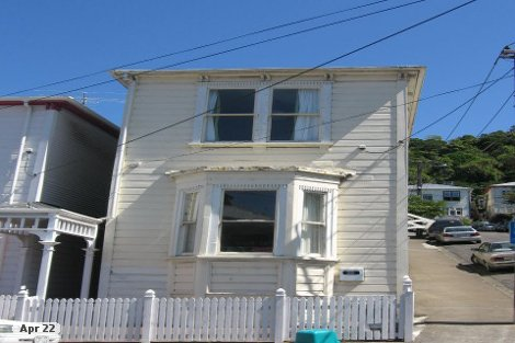 Photo of property in 5 Devon Street Aro Valley Wellington City