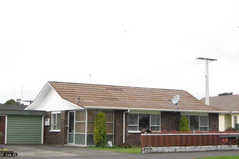 Photo of property in 135 Coronation Avenue, Welbourn, New Plymouth, 4310