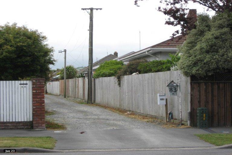 Property photo for 83B Tilford Street, Woolston, Christchurch, 8062